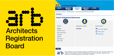 Architect ARB